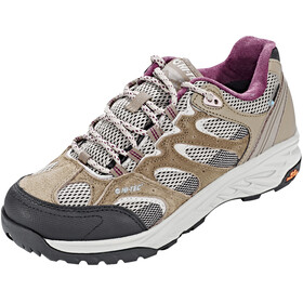Hi-Tec Wild-Fire Low i WP Shoes Women beige/grey